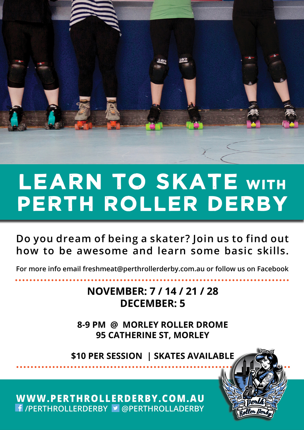 Learn to Skate with PRD