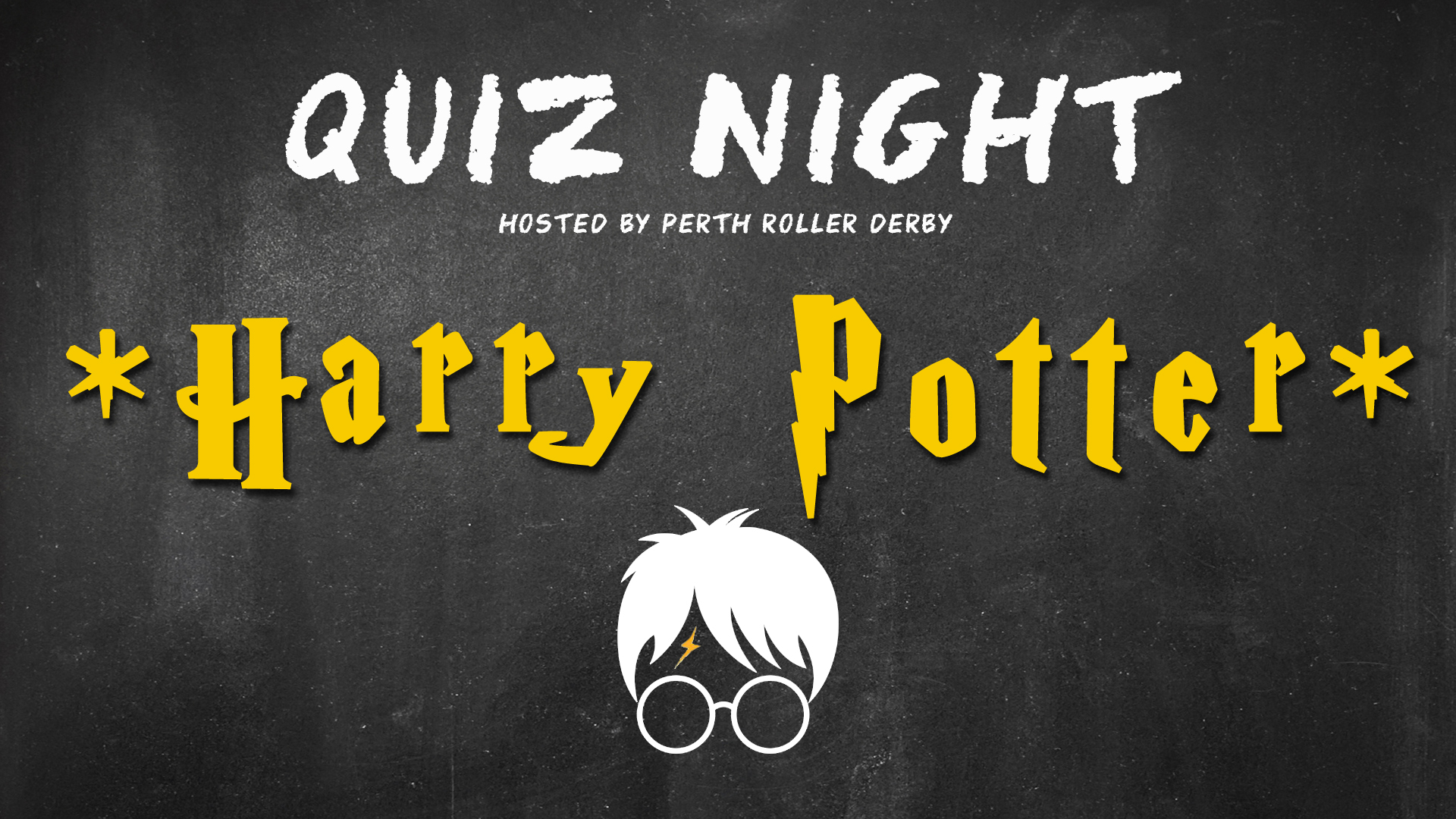 HARRY POTTER: PRD Quiz Night